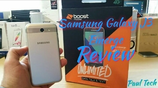 Samsung Galaxy J3 Emerge Review Boost Mobile