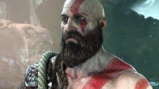 GOD OF WAR PS4 GAMEPLAY WALKTHROUGH REACTION (E3 2017)
