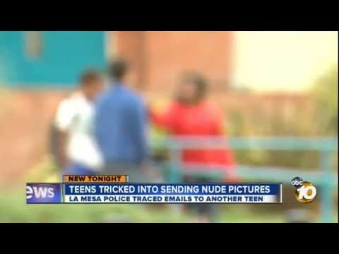 Huffington Post: Teen Poses As Girl To Trick Boys Into Sending Nude Pictures