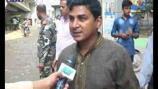 Suffering Flyover at Comilla News by Akhil Podder_Ekushey Television Ltd. 05.04.17