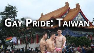 Taiwan Gay Pride!