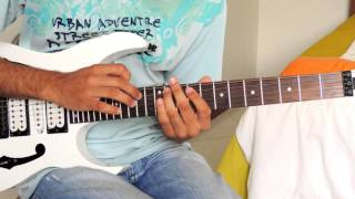 Naruto - Opening Theme on Guitar