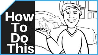 How To Create Animated Whiteboard Ads CHEAP! | Tutorial Tuesday
