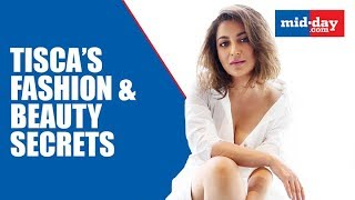 Find out what is the secret behind Tisca Chopra's flawless skin?