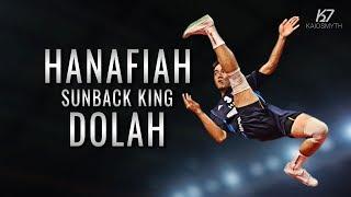 Sepak Takraw ● Hanafiah Dolah ● King of Sunback Spikes | HD