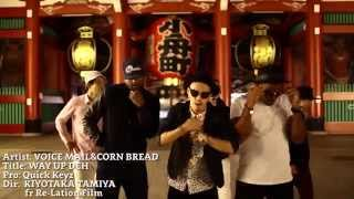 【MV】VOICE MAIL&CORN BREAD   WAY UP DEH