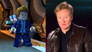 Behind the Scenes with Stephen Amell, Kevin Smith, and Conan O'Brien - LEGO Batman 3