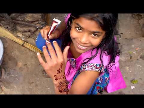 Inside of a Slum in Tejgaon, Dhaka, Bangladesh