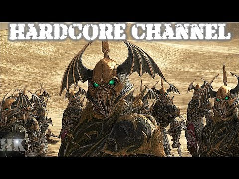Xxx Mp4 Total War Warhammer 2 прохождение Hardcore Curse Of The Vampire Coast 11 Глобальная война 3gp Sex