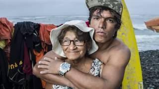 Makaha Beach Portraits, Lima, Peru