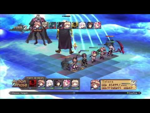 Record of Agarest War Zero Easy God Capture Strategy