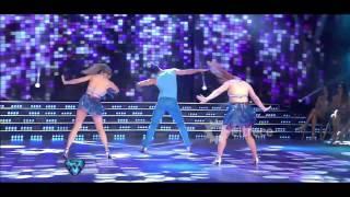 Ángela Torres bailó el