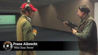 Learn how to shoot driven boar with Prince Franz Albrecht