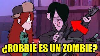 El Misterio De Robbie en Gravity Falls ¿Robbie es un Zombie?