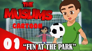 The Muslims Cartoon: Fun at the Park  - [ Muslim Cartoon ( no music ) ]