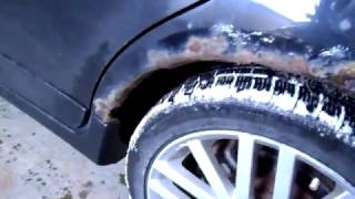 How to fix your cars rust for $8 cheap and easy