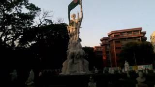 Fuller Road... in Dhaka...!!!!