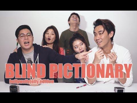 BLIND PICTIONARY ft. BellyWellyJelly & JoalOng