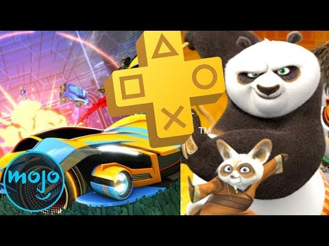 Xxx Mp4 Top 10 Best And Worst Free PSN Plus Games On PS4 3gp Sex