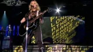 MADONNA - MILES AWAY  - Live VMIX by Phoenix