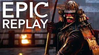 Epic Replay - Allein gegen Vier in For Honor & Koop-Trollerei in Nioh