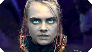 VALERIAN - Official NEW Trailer (2017) Cara Delevingne, New Movie Trailer 2017