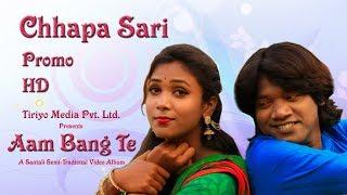 CHHAPA SAARI - AAM BANG TE (PROMO)| New Santali album 2018 | RANJIT & RANI | TIRIYO MUSIC