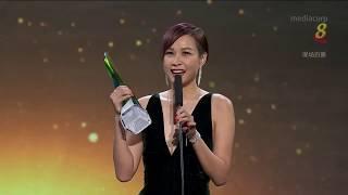 Star Awards 2019 - Top 10 Female - Ya Hui