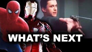 Captain America Civil War End Credits Spider-Man BREAKDOWN