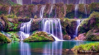 Deeply Calming Sleep  Music ♡ Peaceful Nature, Healing Music, Heavenly Dream Relaxation ★ 34