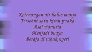 WINGS-BUJANG SENANG (lirik)