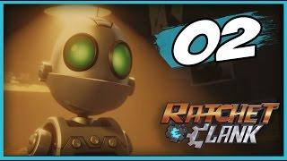 Ratchet & Clank: Parte 2 - O Encontro com Clank!!  - Dublado PT-BR