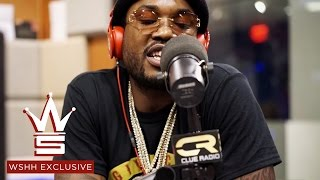 """Meek Mill Freestyles With Dj Clue! """"And I Write My Own"""" (WSHH Exclusive)"""