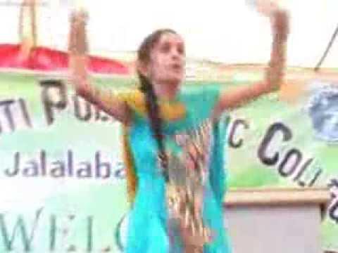 Punjabi dance desi Girl