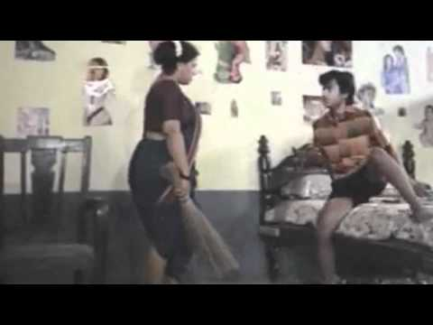 Mallu Anty Masala B grade Movie Scene - Mallu Servent Seducing Boy