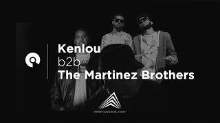 Kenlou b2b The Martinez Brothers @ IMS Ibiza 2017 (BE-AT.TV)