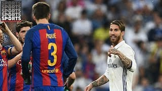 Should Ramos Have Been Sent Off? [Real Madrid 2-3 Barcelona]