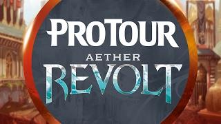 Pro Tour Aether Revolt: Meet Team Hotsauce Games?