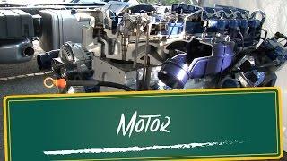 Você sabe como funciona o motor do caminhão?