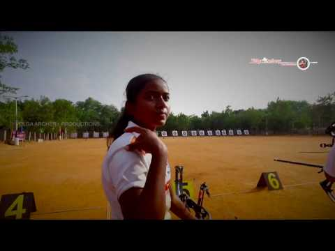 Under 10 to 14 years - 20 MTRS - 50 MTRS - Indian - RECURVE & COMPOUND - Girls & Boys  at Tirupathi