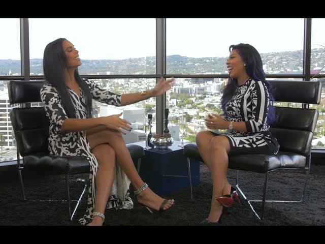 K. Michelle Opens Up About Her Relationship with Idris Elba [Video]