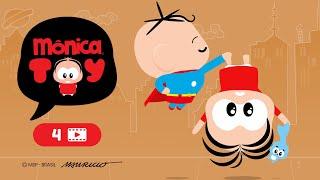 Mônica Toy | Cuarta temporada completa