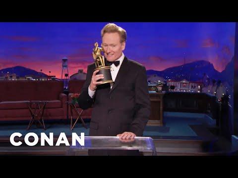 The CONAN Audiencey Awards 09 26 18 CONAN on TBS
