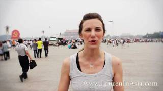 Beijing Travel Tips - Tiananmen Square