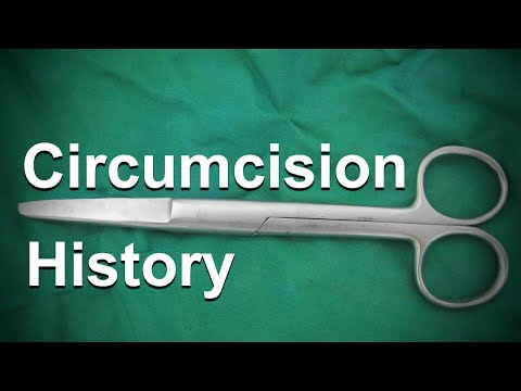 When and Why Did Men Start Getting Circumcised