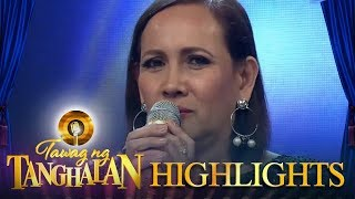 Tawag ng Tanghalan: Semifinalist Girlie shares her preparation in singing 'Shallow'