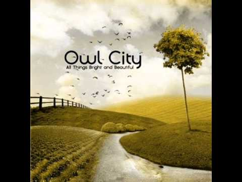 Owl City Honey and the Bee