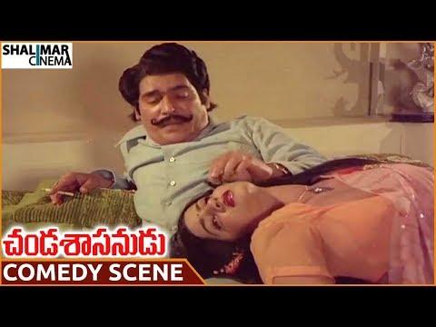 Xxx Mp4 Chanda Sasanudu Movie Rao Gopal Rao Amp Jayamalini Hilarious Comedy Scene NTR Shalimarcinema 3gp Sex