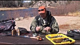 Wright & McGill Essentials of Fly Fishing -  Line, Leader and knots