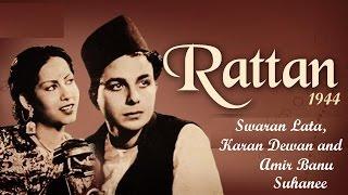 Rattan (1944) Evergreen Songs